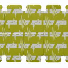 """Elettrodo """"a Francobollo"""" Pregellato 34×22 Mm"""